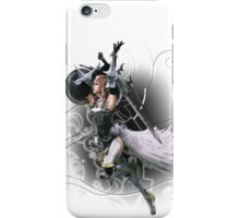 Final Fantasy XIII-2 - Lightning (Claire Farron) iPhone Case/Skin