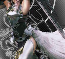 Final Fantasy XIII-2 - Lightning (Claire Farron) Sticker