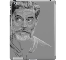 first born iPad Case/Skin