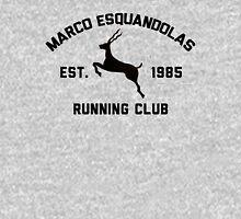 Marco Esquandolas Running Club Unisex T-Shirt