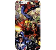 the hero are back iPhone Case/Skin