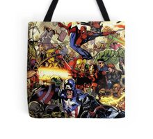 the hero are back Tote Bag