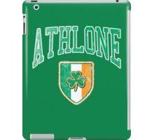 Athlone, Ireland with Shamrock iPad Case/Skin