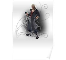 Final Fantasy XIII-2 -Snow Villiers Poster