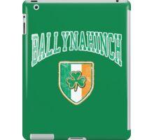 Ballynahinch, Ireland with Shamrock iPad Case/Skin