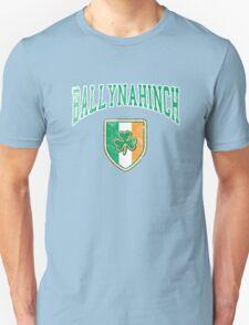 Ballynahinch, Ireland with Shamrock T-Shirt