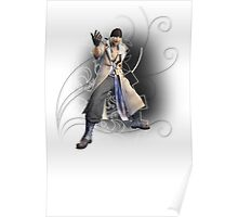Final Fantasy XIII - Snow Villiers Poster