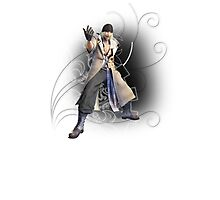Final Fantasy XIII - Snow Villiers Photographic Print