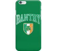 Bantry, Ireland with Shamrock iPhone Case/Skin
