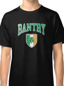 Bantry, Ireland with Shamrock Classic T-Shirt