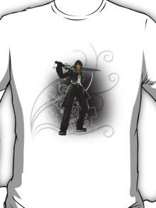 Final Fantasy Dissidia - Squall Leonhart T-Shirt