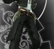 Final Fantasy Dissidia - Squall Leonhart Sticker