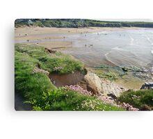 Harlyn Bay Canvas Print