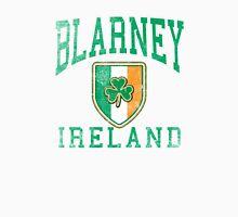 Blarney, Ireland with Shamrock T-Shirt