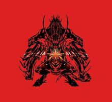 Black Dragon Kalameet Unisex T-Shirt