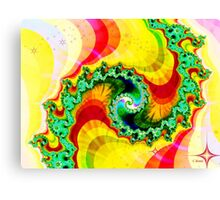 Star Bright Canvas Print