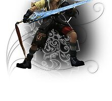 Final Fantasy Dissidia - Tidus by IzayaUke