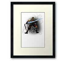 Final Fantasy Dissidia - Tidus Framed Print