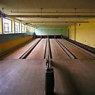 bowling alley by rob dobi