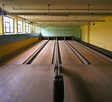 bowling alley by rob dobi
