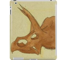 Without a Third Horn iPad Case/Skin