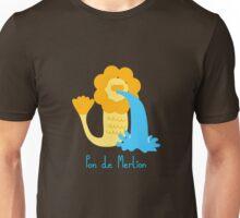 Pon de merlion Unisex T-Shirt