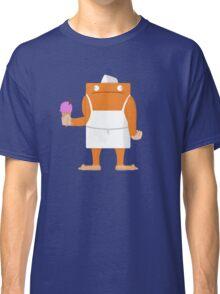 Ice Cream Vendor - Everyday Monsters Classic T-Shirt