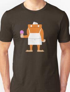 Ice Cream Vendor - Everyday Monsters T-Shirt