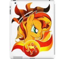 Sunset Shimmer iPad Case/Skin