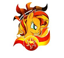 Sunset Shimmer Photographic Print