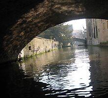 Bruges by Hediyeh