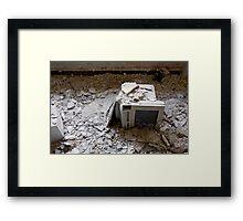 forgotten mac Framed Print