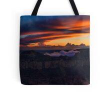 North Rim Dusk Tote Bag