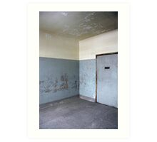 isolation room Art Print