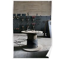 industrial thimble Poster