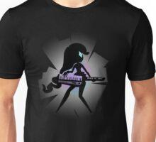 Equestria Girls Rainbow Rocks Rarity Design Unisex T-Shirt