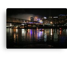 Cincinatti After the Fest Canvas Print