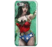 Superheroine : Who's Next iPhone Case/Skin