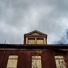 Everyday Life Journal: The Military Hospital at Angel Island 26 May 08 by melonyb