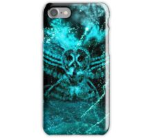 The Lonely Traveler  iPhone Case/Skin