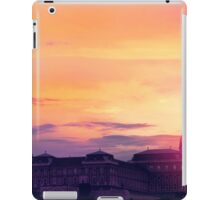 Sunset Over Buda Castle iPad Case/Skin