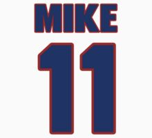 National baseball player Mike Moriarty jersey 11 by imsport