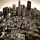 SanFrancisco-Cityscape by Ron Trinca