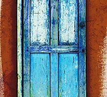 Carefree, Arizona Door by Ron Trinca