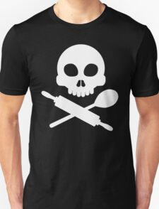 Skull and Spoon Unisex T-Shirt