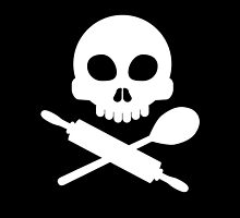 Skull and Spoon by TigerProofRock