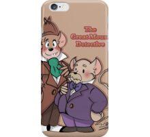 Basil and Dawson iPhone Case/Skin