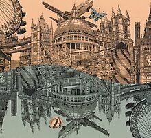 Reflect on London by Emily Wallis