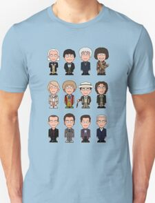 The Twelve Doctors (shirt) Unisex T-Shirt