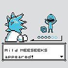 Poke Meeseeks shirt by lavalamp
